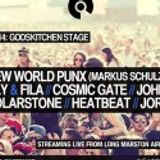 Aly & Fila b2b John O Callaghan – Live @ Global Gathering 2014, Godskitchen Stage (Long Marston Airf