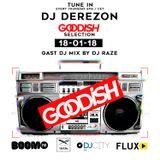 DJ DEREZON // GOODiSH Selection Vol.2 // 18-01-18