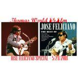 Thomas Sawada - Jose Feliciano Special - 20180528-2000-2030-THOMAS-WORLD