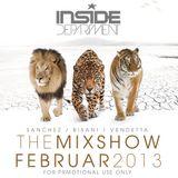 Inside Department MixShow Februar 2013