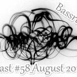 Bassrubber - Podcast #58_August 2013 [Deep House]