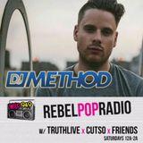 Rebel Pop Radio (94.9) w/ TruthLive & Cutso [18 JUL 15]