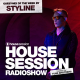 Housesession Radioshow #1050 feat. Styline (26.01.2018)