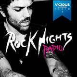 Rock Nights Radio Vol.79 : Hugo Le-Loup