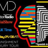 #SpecialShow OMD featuring an interview about their new album and tour #ThePunishmentOfLuxury on Art