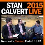 Stan Calvert 2015 Live