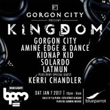 2017.01.07 - Amine Edge & DANCE @ BPM Festival - Kingdom At Blue Parrot, Playa Del Carmen, MX