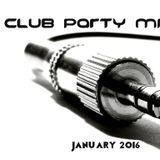 Party Club mix january 2016