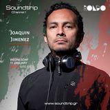 Joaquin Jimenez - Rondo Show - Soundtrip Radio