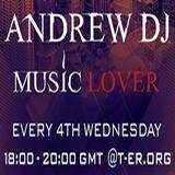 Andrew Dj present Music Lover 17 (Special Live Set) @Trance-Energy Radio