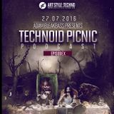 Technoid Picnic Podcast | Episode X