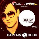 Squat Stage #002 | Captain Hook