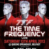 Mulgrew @ Queens Speakeasy, Belfast  [13.04.13]