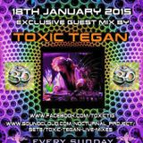 Toxic Tegan Exclusive guest mix Psy Trance Experience presented by Mazord
