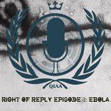 Season 3, Episode 3: The Ebola Outbreak - How Safe Are You?