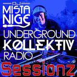 Underground Kollektiv Radio - Sessionz 17 Sept 2019