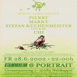Stefan Küchenmeister (Live PA) @ Stammheim Flying Circus - Portrait  Waldkappel - 28.06.2002