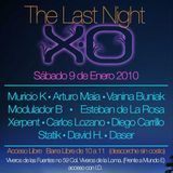 dj set statik - Last Night @ XO Lounge (Enero 2010)