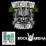 INTERVIEW: Shaughn Pieterse on The Rock Arena on One FM 94.0 talking about #Witchfest2017