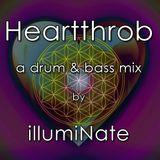 Heartthrob - a drum & bass mix by illumiNate
