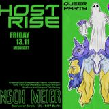 Yair Etziony - Live at Ghost Rise 13.11 Mench Mayer Berlin.