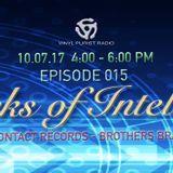 Vinyl Purist Radio Episode 015 - Locks of Intellect