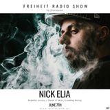 Freiheit Radio Show Guests 007 w/ Nick Elia  [7/6/18]