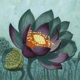 Evening Flow #3: Lotus Love (Lemongrass Flavour)