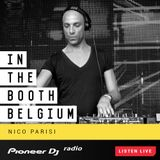 In The Booth Belgium - Nico Parisi