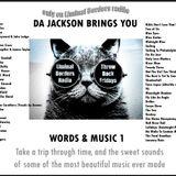 WORDS & MUSIC 1 - DA JACKSON MIX