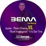 Jaydee - Plastic Dreams vs. Phunk Investigation- It Is Star Time (Bema Mash Up)