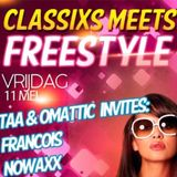 Nowaxx & Taa - Classixs vs Freestyle Promo 2018