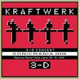Kraftwerk Live Sonicmania 2014 (08/15/14)