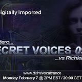 Secret Voices 09 (Guest DJ Richiere)