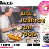 """Rapsolute: """"Will Scratch For Food"""" with DJ Amber and DJ Starting From Scratch 19-Aug-16"""
