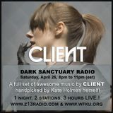 DARK SANCTUARY RADIO Kate Holmes (Client A) from CLIENT 4-26-14