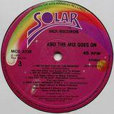 "solar system - megamix "" and the mix goes on "" + BONUS MEGAMIX"