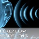 KARAN RAICHURA : WEEKLY EDM EPISODE 016