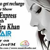 mid night show with Rj Mahira