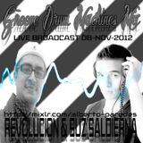 Groove Drum Machines Live Broadcast Mix by: rEVOLUCION & SUZ SADIERNA