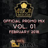 //Fusion Official Promo Mix//February 2018//Vol .0.1//