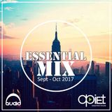 Opiet AudioLab Essential Mix Sept - Oct 2017