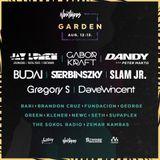 Budai @ Factory Fesztival 2016 - Nextapes Garden