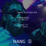 NANG Selection w/ Ralph Hardy - 10th August 2017