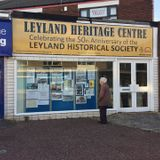 Breakfast with Phil Gough 23 May 2018 (with many guests - live from the Leyland Heritage Centre!)