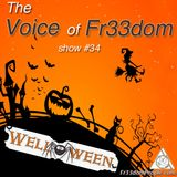 The Voice of Fr33dom #34