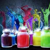 i want color in my life