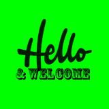 Hello & Welcome Mix!