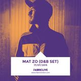 Mat Zo - FABRICLIVE Promo Mix (June 2015)