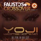 YOJI BIOMEHANIKA guest mix for Fausto's Crossover on Q-Dance Radio 01 Feb. 2018